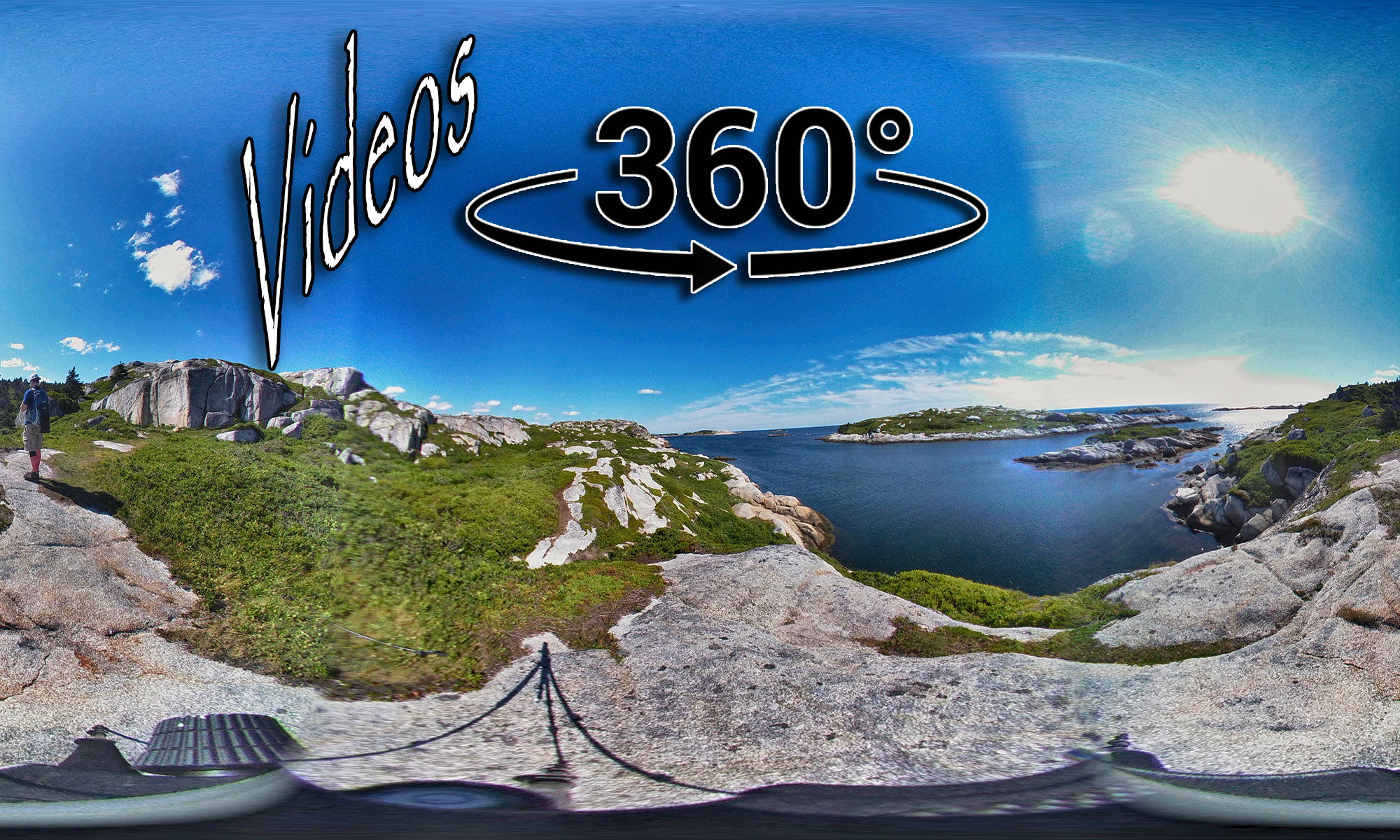 Nova Scotia 360° Virtual Reality Videos