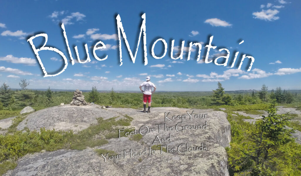 Blue Mountain Trail Photos