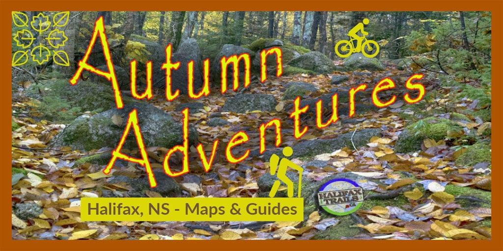 fall autumn hiking trails halifax nova scotia