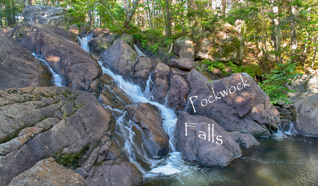 Pockwock Falls Photos