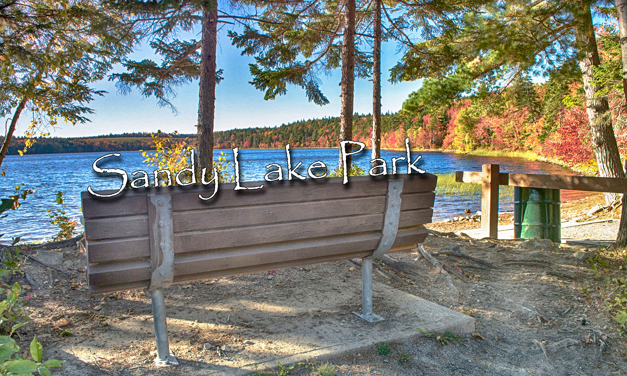 Sandy Lake Park Photos