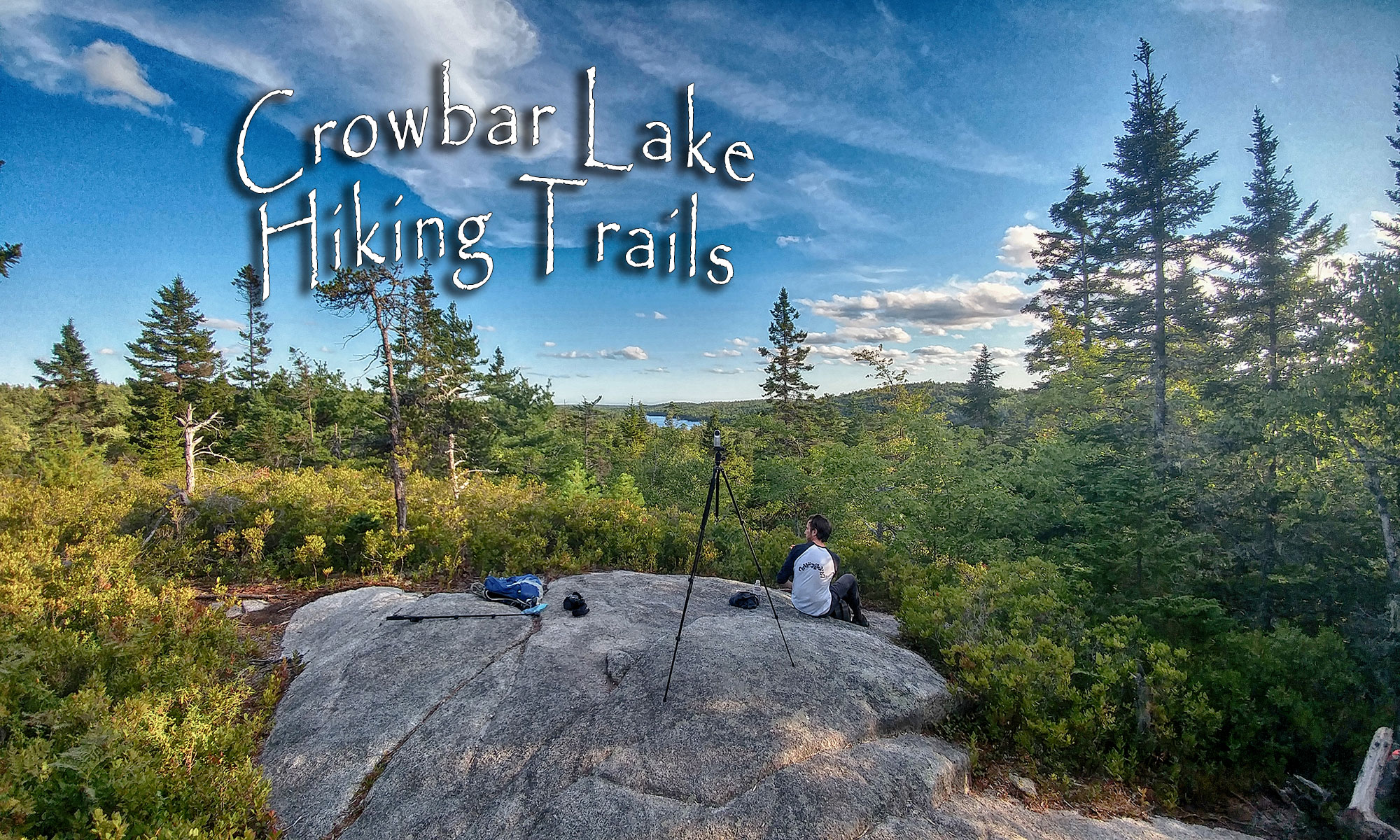 Crowbar Lake Hiking Trails