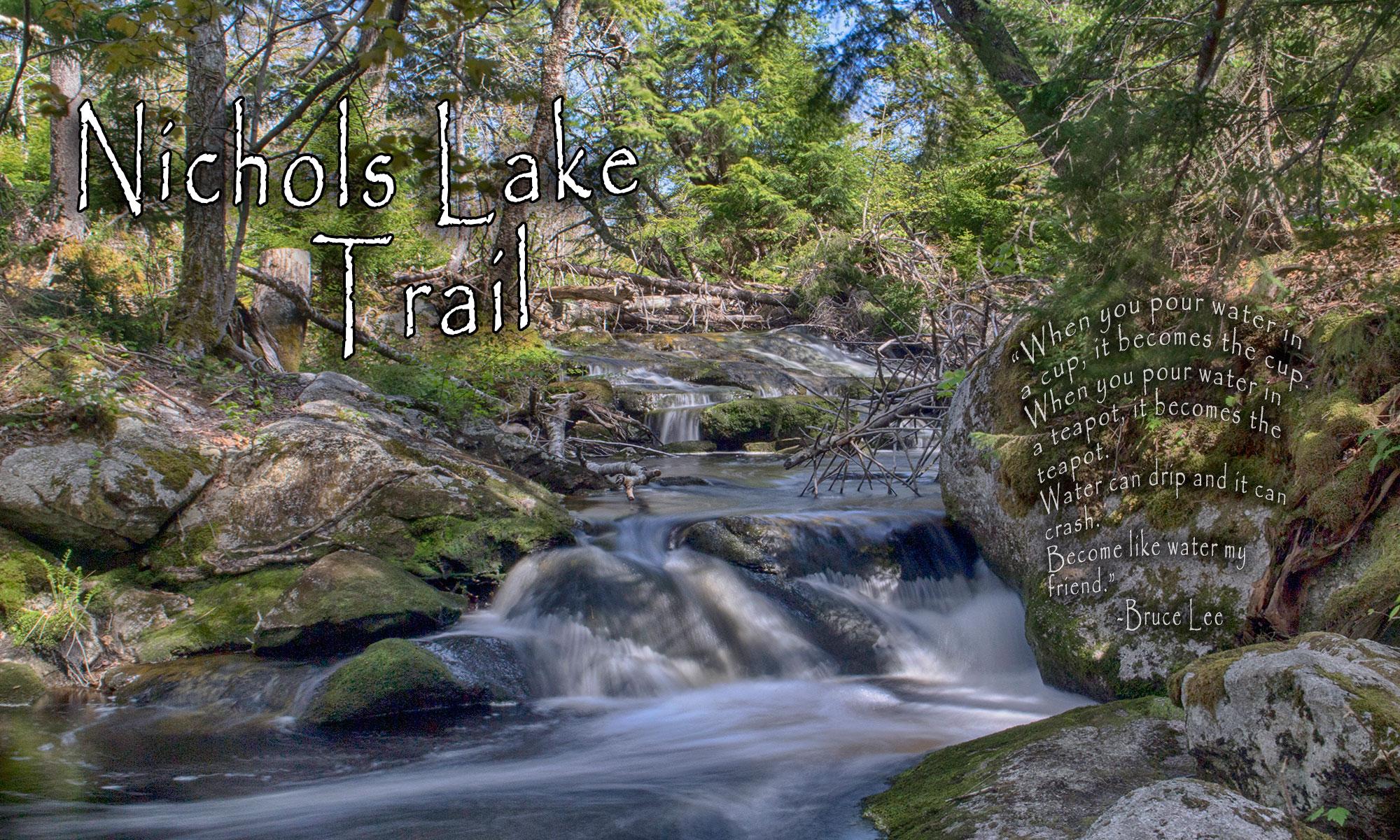 Nichols Lake Halifax