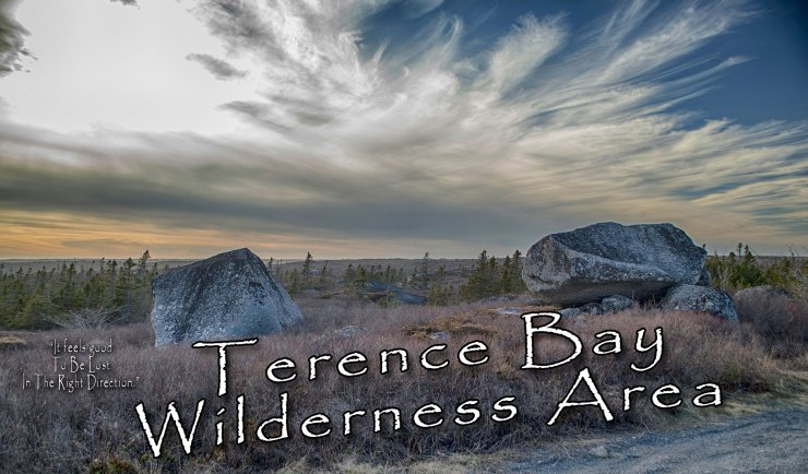 Terence Bay Wilderness Area