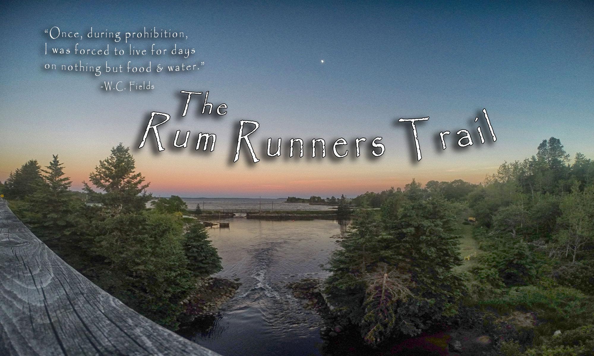 Rum Runners Trail