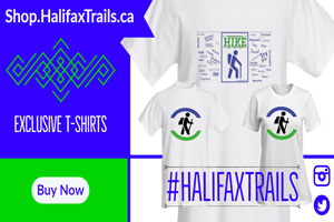 Halifax Trails Hiking T-Shirts