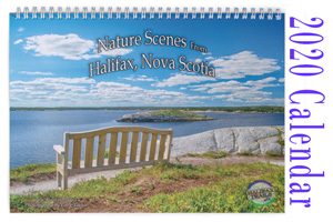 Halifax, Nova Scotia Wall Calendar 2020