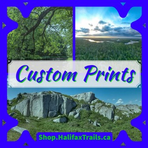 Halifax Trails Custom Photo Prints