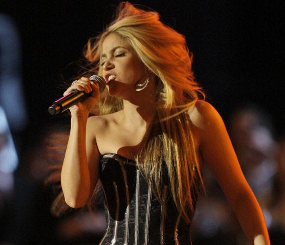 Shakira, artista invitada en el All Star de la NBA