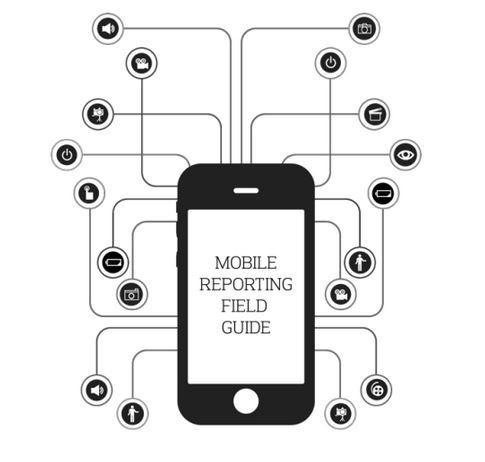 Mobile Reporting Tools by Richard Koci Hernandez