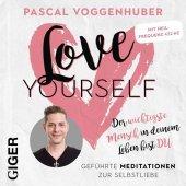 Love Yourself, Audio-CD