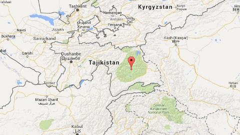 Tayikistán es sacudida por fuerte terremoto de magnitud 7,2 grados