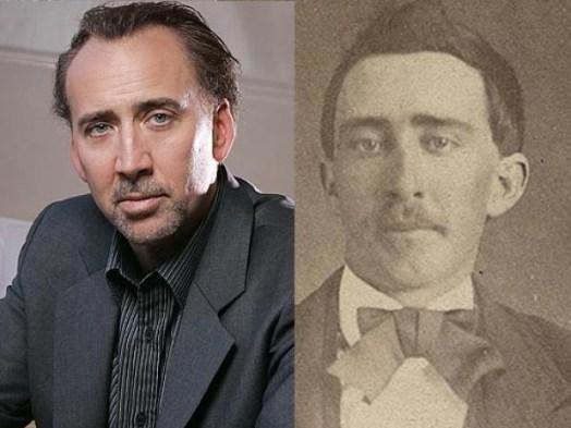 Resultado de imagen de Nicolas Cage es realmente un vampiro.