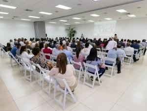 Representantes de organizaciones públicas, ciudadanas, vecinales y empresariales aprobaron el plan.