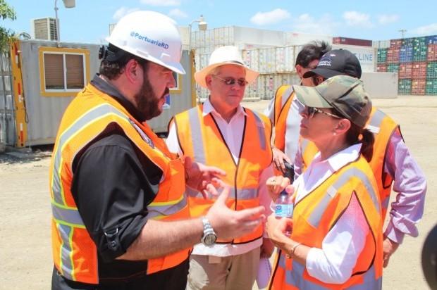 » Embajadora de Estados Unidos destaca oportunidades de inversión en Puerto de Manzanillo.