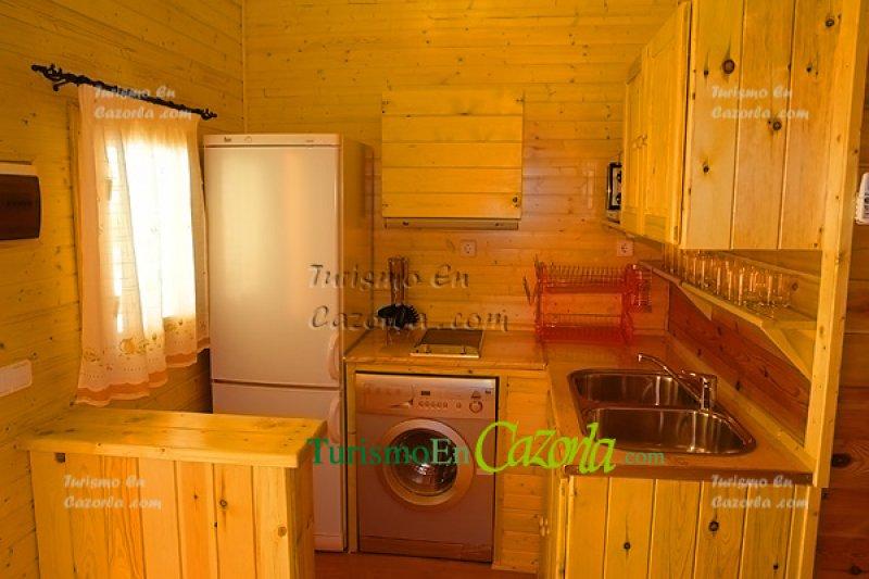 Cabaas de Madera El Rinconcillo Casa Rural y