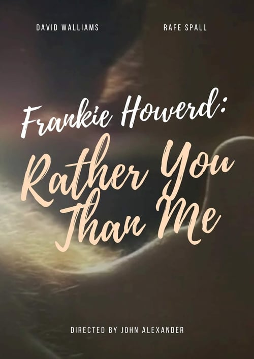 Frankie Howerd Rather You Than Me (2008)