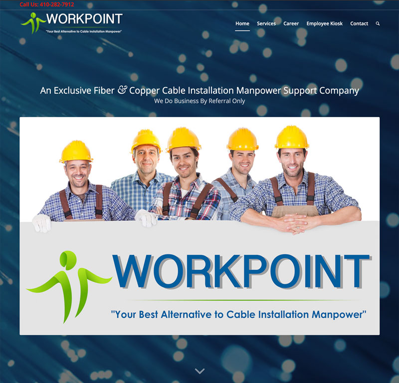 Workpoint Website