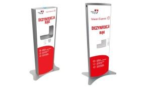 Automaty do dezynfekcji rąk