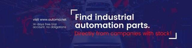 Automa.Net - znajdź części automatyki przemysłowej