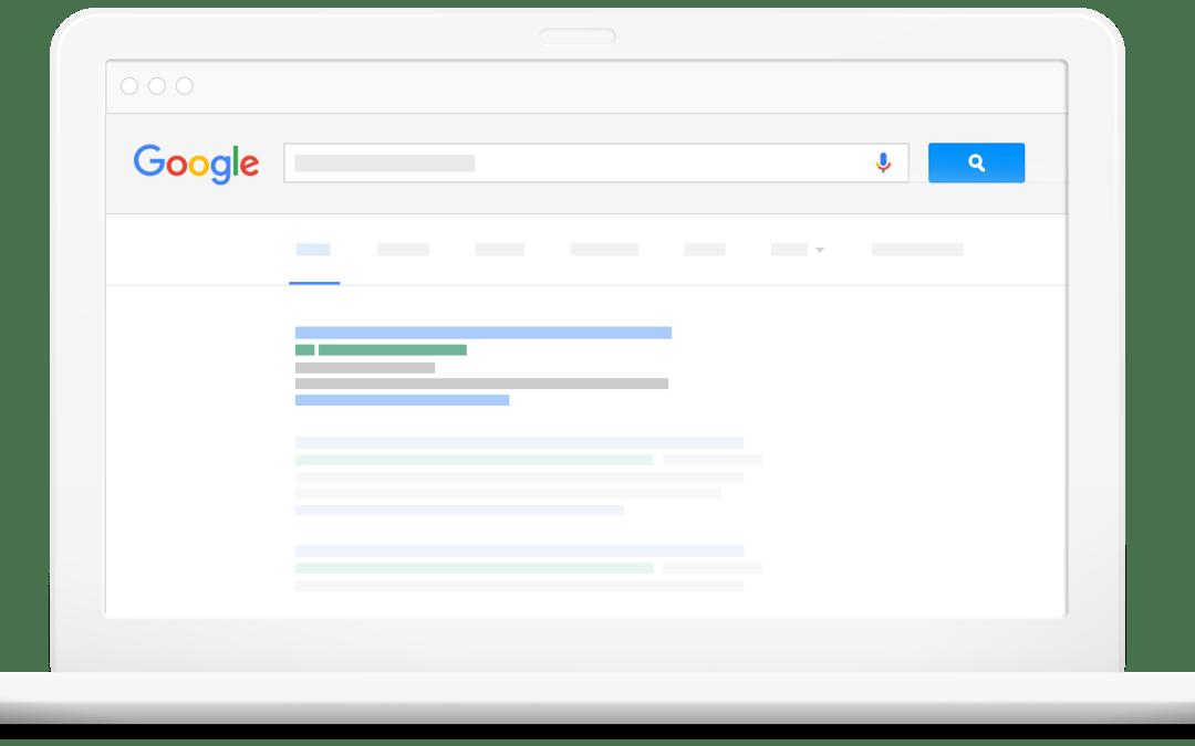 Anuncie no Google hoje mesmo!