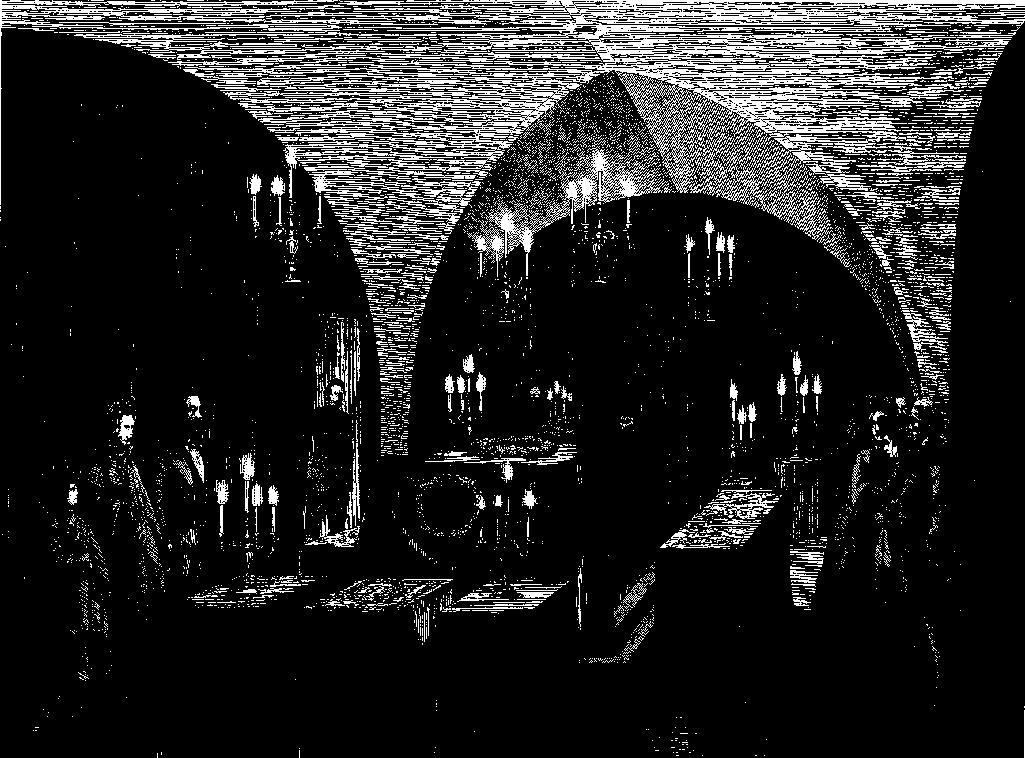 Frederik VII på castrum dolorum