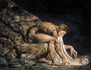 Blake: Newton