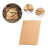 Caderno A4 com capa em cartão