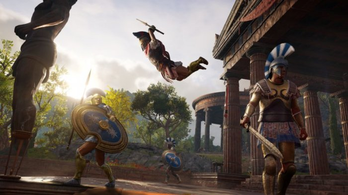 Assassins Creed Odyssey 4
