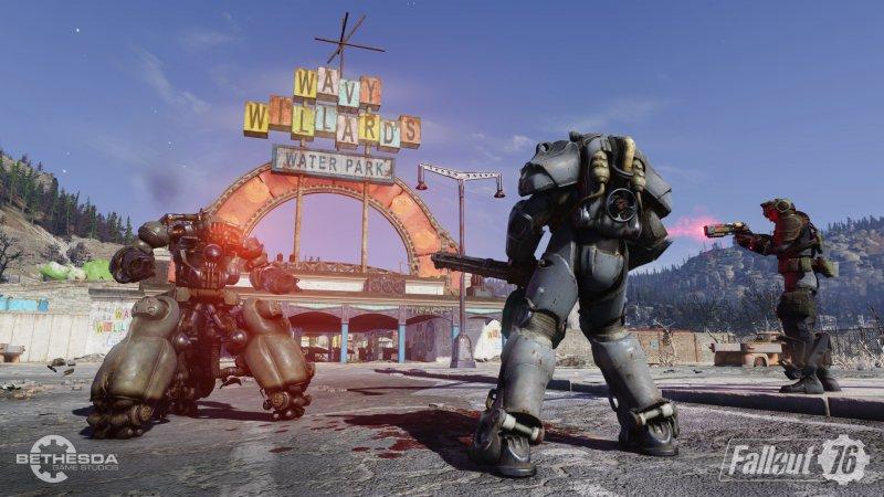 BETA di Fallout 76