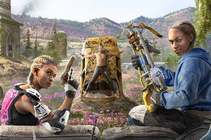 Far Cry New Dawn Box Art Crop 11730 Cel0Tdj