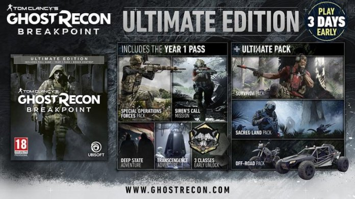Ghost Recond Breakpoint Ultimate
