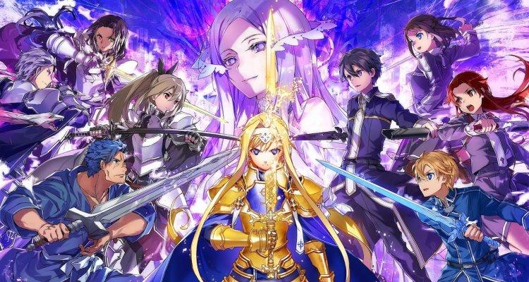 Sword Art Online: Alicization Rising Steel. la recensione
