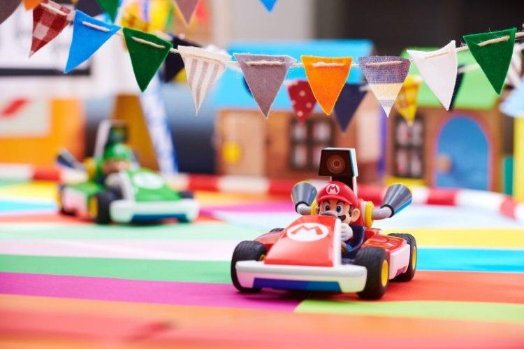 Mario Kart Live Home Circuit Track 4