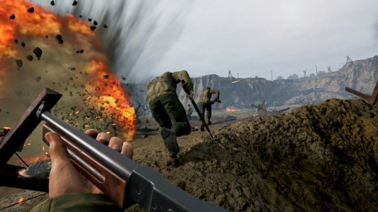 Medal Of Honor Above And Beyond 2