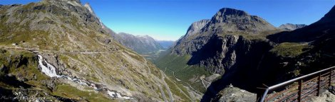 The famous Trollstigen