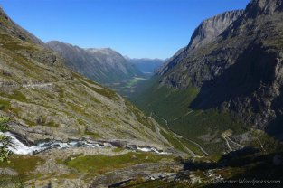 The famous Trollstigen 2
