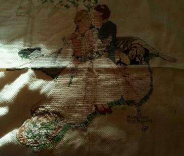 Our Cross Stitch - Newlyweds
