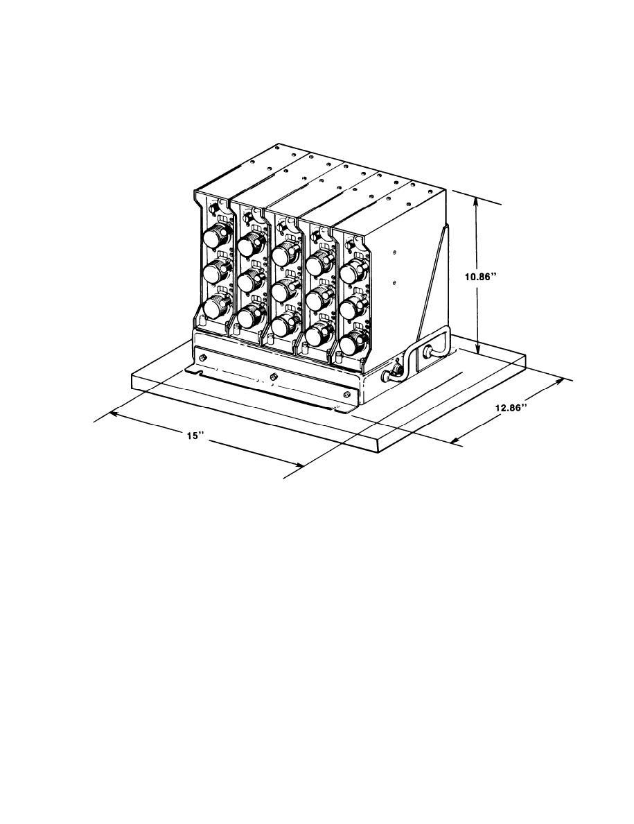 Installation of 5-Channel Multiplexer TD-1289 ( ) (V)/GRC.
