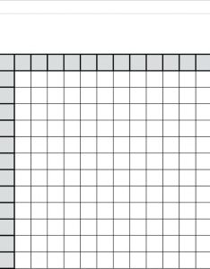 Multiplication table printable blank also free download rh multiplicationtablefo