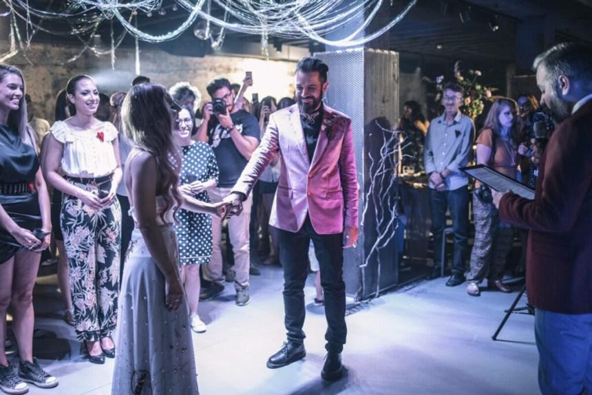 venčanje ceremonija