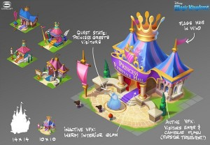 Disney Magic Kingdoms hack