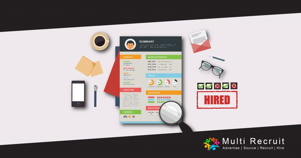 Recruiter Expectations and 5 Common CV Mistakes to Avoid | Multi Recruit