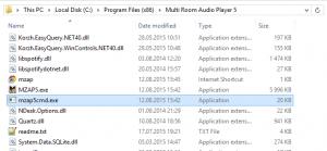 mzap5cmd console tool