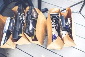 shop, shopping, bags