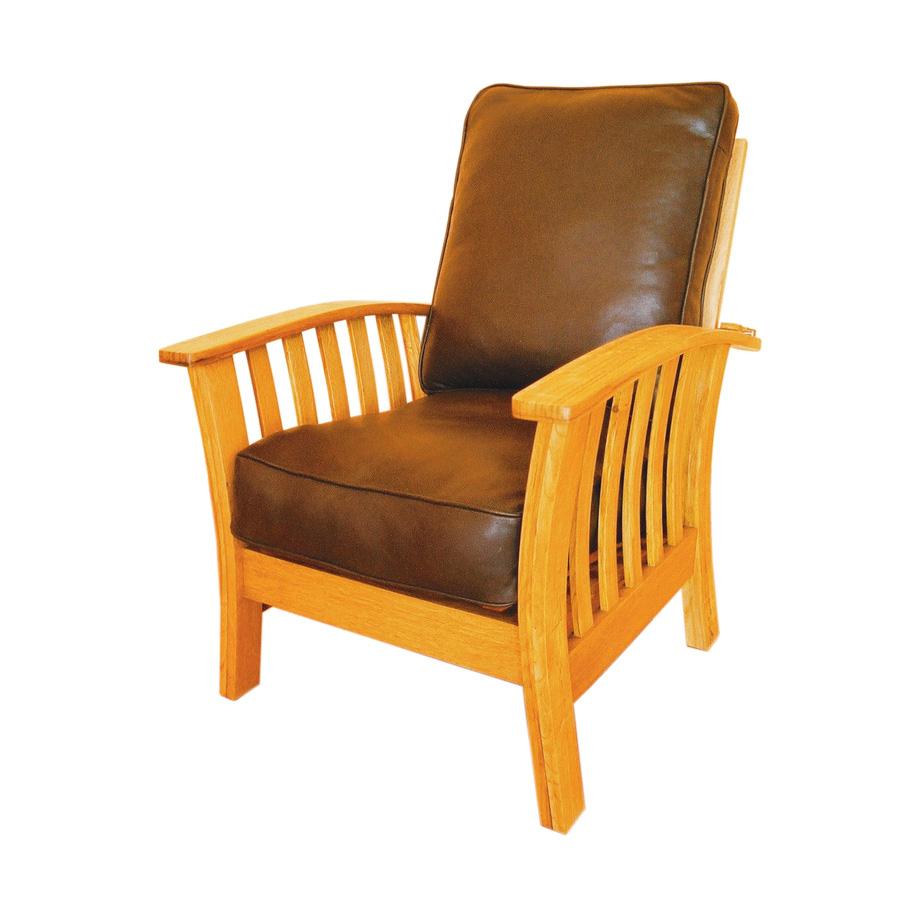 Zinfandel Morris Chair  Wineoak