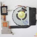 Dell 14Z 5423 Discreet Heatsink with Fan