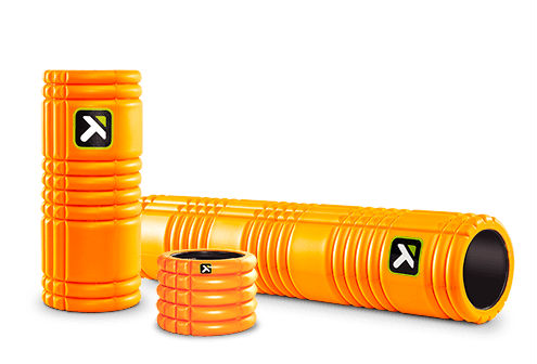 Triggerpoint's iconic foam rollers are reliable and light