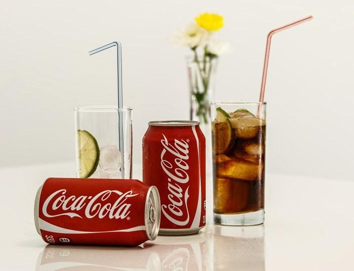 junk food coke