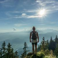 How hiking helps you go the extra mile